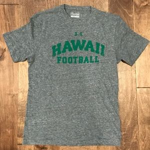 Under Armour U of Hawaii Warriors shirt SZ M